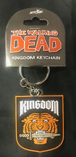SKYBOUND THE WALKING DEAD KINGDOM FACTION KEYCHAIN