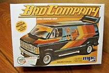 MPC 1982 DODGE VAN 'BAD COMPANY' 1/25 SCALE MODEL KIT