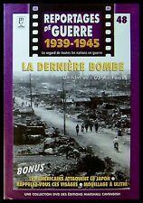 DVD :Reportages de guerre 1939-1945 - La dernière bombe, japon