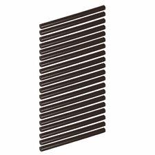20pcs 7mm Diameter 100mm Length Brown Hot Melt Glue Adhesive Stick