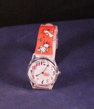 Very Nice Kid's Quartz Watch Plastic