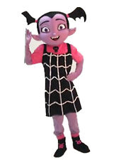 2018 New Mascot Costume Vampirina Great Professional Quality. Girl Vampire Gift
