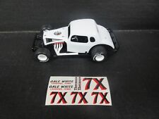 #7X Gale White Modified 1/25th scale Die-Cast donor kit