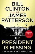 The President is Missing-President Bill Clinton, James Patterson, 9781787460171