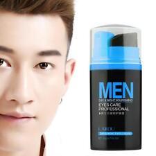 New Mens Skin Care Natural Under Eye Cream Removes Dark Circles Bags Wrinkles