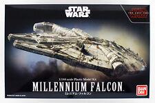 Bandai Star Wars The Last Jedi Millennium Falcon 1/144 kit 197706