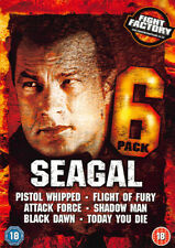 Steven Seagal 6 Pack Boxset DVD Boxset