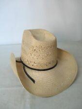 342324aef83 7-1 4 Vintage Resistol Cowboy Hat Self Conforming Long Oval Made in Texas