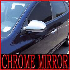 Chrome Mirror Cover 2pc Kit For 07 09 Hyundai Elantra