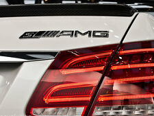 Mercedes AMG édition S Boot trunk lid badge C63 E63 A45 CLA45 ML63 SL63 S63 G63