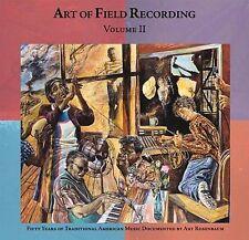 NEW Art of Field Recording, Vol. 2 (Audio CD)