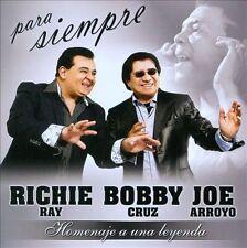 Para Siempre: Homenaje a una Leyenda * by Joe Arroyo/Richie Ray/Bobby Cruz...