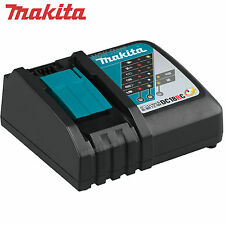 Makita DC18RC 7.2-18V  (220V) Lithium-Ion Rapid Optimum Battery Charger (DC18RA)