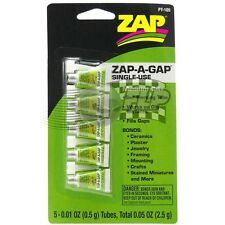 Zap A Gap Single Use 0.01OZ 5 Pack Combo PT-105