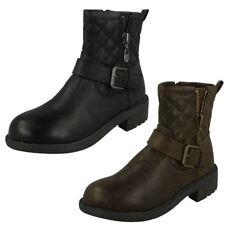 Stivali e stivaletti da donna grigi cerniera piatto ( meno di 1,3 cm )