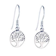 Orecchini di lusso gancetti pendente in argento sterling