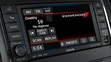 Jeep Dodge Chrysler MyGig Radio CD DVD Low RBZ PATRIOT CHALLENGER 430 CHARGER