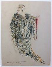 Louis Icart DIVA Signed Limited Edition Large Art Giclee