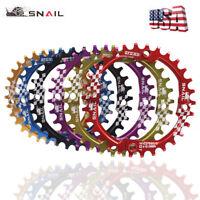 2*SNAIL 104BCD Narrow Wide MTB Bike Chainring 30T AM XC Bicycle CNC Chainwheel