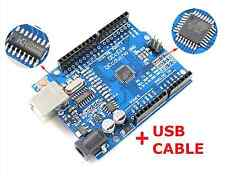 ARDUINO UNO R3 COMPATIBLE BOARD ATMEGA328P | CH340G |  USB CABLE BE0114