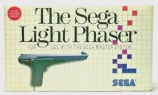 Master System Sega Light Phaser Lightgun / MK-3050-50 Sega nell'imballaggio