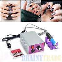 25000 RPM Professional Electric Nail File Drill Manicure Tool Pedicure Machine