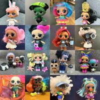 Bundle LOL surprise poupées RAINBOW EDMBB Prom Princess #Hairgoal Xmas Autres