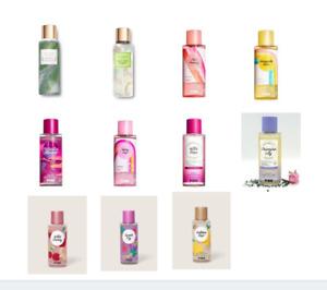 Victoria's Secret Pink Fragrance Mist Body Spray Splash 8.4 Fl Oz Vs New
