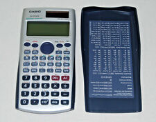 Casio Scientific Solar Calculator Model Fx-115Es