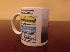 72Promotional  Mugs personalised Full Colour With  Your Logo, Design, Photos