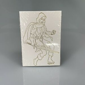 1997 WARRIOR NUN AREALA 9 CARD White Leather CHASE SEALED