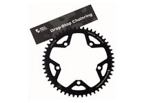 New Wolf Tooth 52t 130BCD Drop-Stop Chainring Black Shimano Sram