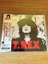 T. REX - THE SLIDER - CD Japan Edition with OBI COME NUOVO