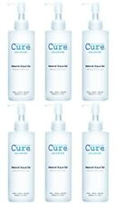 Natural aqua gel Cure 250 g × 6 pieces made in Japan DHL express