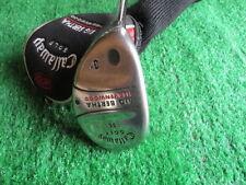 Callaway Steel Shaft Hybrid Golf Clubs