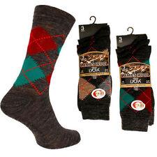 Argyle, Diamond Unbranded Multipack Socks for Men