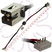 TOSHIBA Satellite C660-1U4 DC Power Jack Socket with Cable Connector