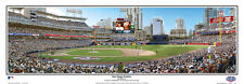 San Diego Padres OPENING DAY AT PETCO PARK Panoramic Poster Print by Rob Arra