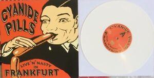 Cyanide Pills – Live 'N' Nasty In Frankfurt LP New!!!