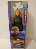 Marvel Avengers Infinity War Titan Hero Series Black Widow