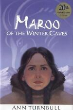 Maroo of the Winter Caves: 20th Anniversary Edition-ExLibrary