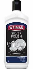 Weiman Royal Sterling Silver Polish Tarnish Bottle 8 Oz