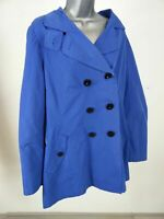 WOMENS HOBBS BLUE LIGHTWEIGHT JACKET COAT UK 16