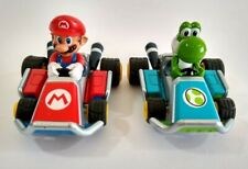 Carerra Mario and Yoshi Slot Cars