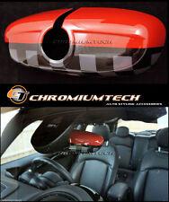 JCW Style Rear View Mirror Cover for Manual Dim F55 F56 MK3 MINI Cooper/S/ONE