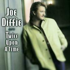 """JOE DIFFIE, CD """"TWICE UPON A TIME"""" NEW SEALED"""