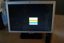 """Dell UltraSharp SP 2008 WFPt 20"""" écran Large écran LCD intégré Webcam"""