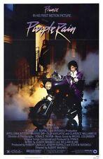 Purple Rain (1984) Original 27 X 40 Theatrical Movie Poster