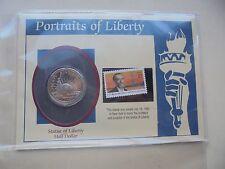 """Half Dollar of liberty"""