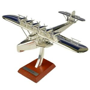 Dornier Do X 1929 1:200 Avion Silver Classic Atlas